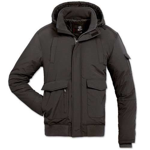 Brandit Halifax Winter Jacket Black