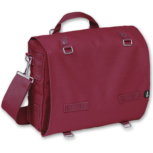 Brandit Large Canvasbag Burgundy