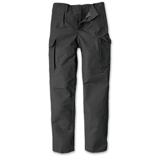 Brandit Moleskin Original Trousers Black