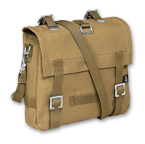 Brandit Small Canvasbag Camel