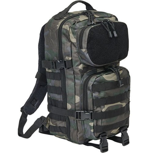 Brandit US Cooper Patch Tactical Backpack 25L Dark Camo