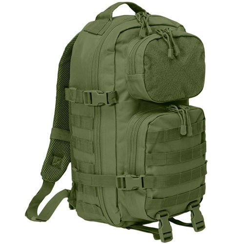 Brandit US Cooper Patch Tactical Backpack 25L Olive Drab