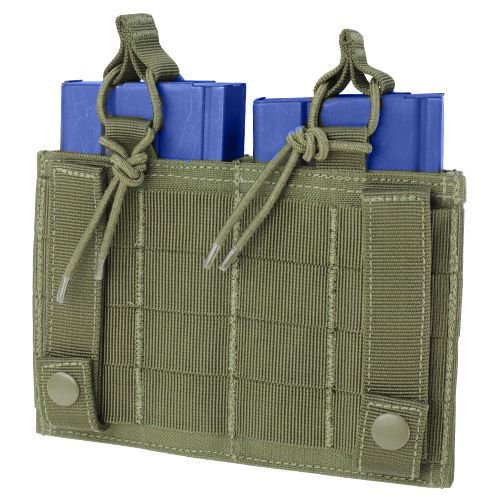 Condor Double M14 Kangaroo Mag Pouch Olive
