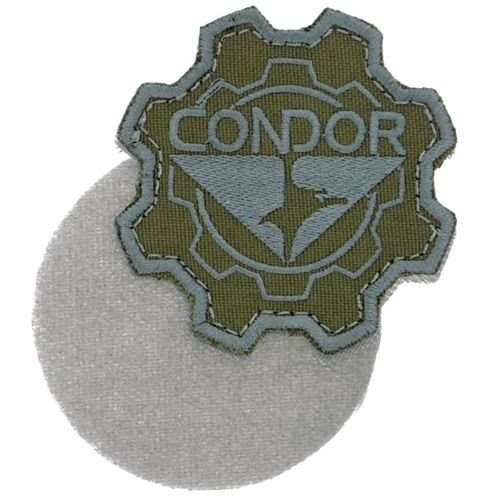 Condor Gear Logo Patch Olive