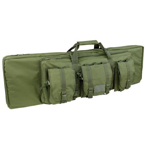 "Condor Gun Case Double Rifle Case 42"" Olive"