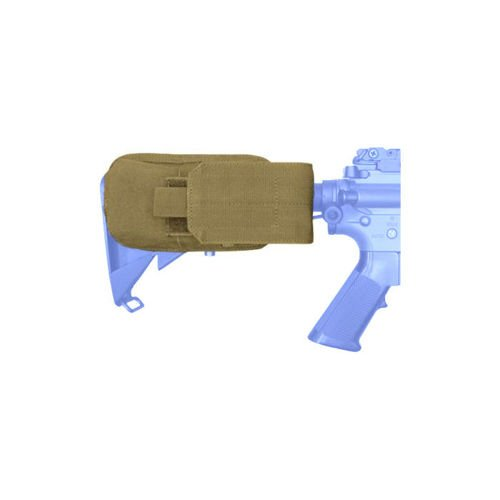 Condor M4 Buttstock Mag Pouch Coyote