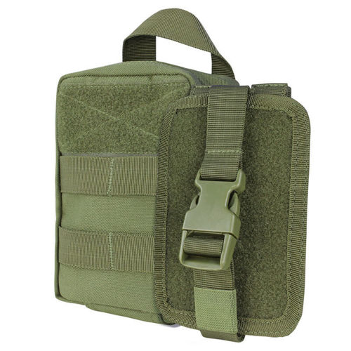 Condor Medical Equipment Pouch Rip Away EMT Lite Olive