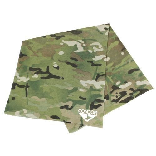 Condor Multifunction Headwear Multiwrap MultiCam