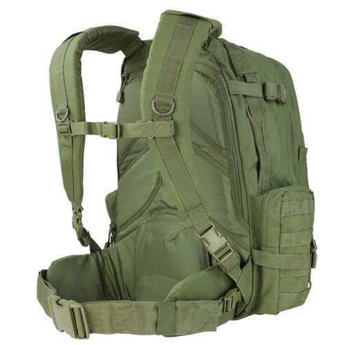 Condor Tactical Backpack 3-Day Assault Pack 50L Olive