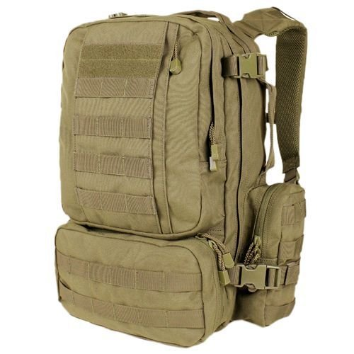 Condor Tactical Backpack Convoy Pack 22L Coyote