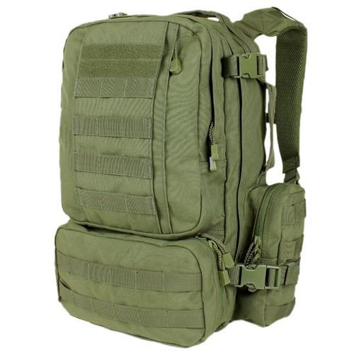 Condor Tactical Backpack Convoy Pack 22L Olive