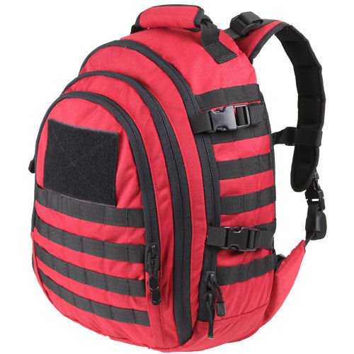 Condor Tactical Backpack Mission Pack 30L Red