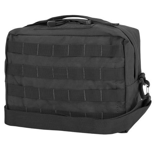 Condor Tactical Utility Shoulder Bag Black