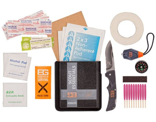 Gerber Survival Kit Scout Essentials Bear Grylls