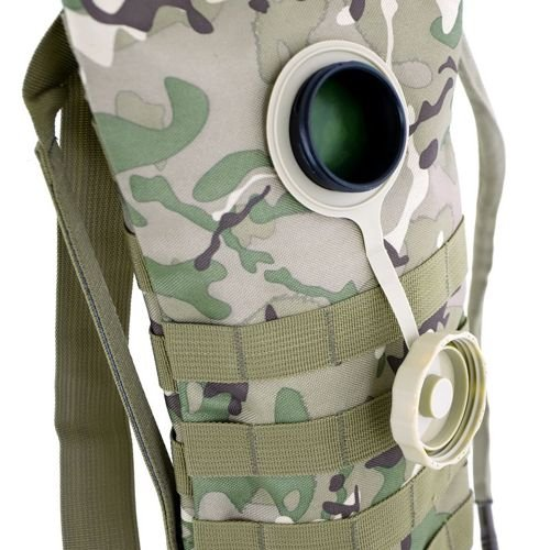 Max Fuchs 2.5L Hydration Pack MOLLE Camelbak MultiCam