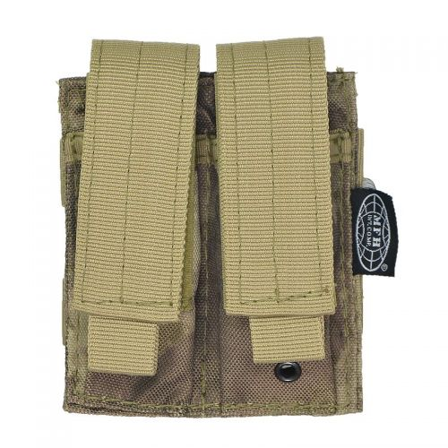 Max Fuchs Double Ammo Mag Pouch HDT Camo