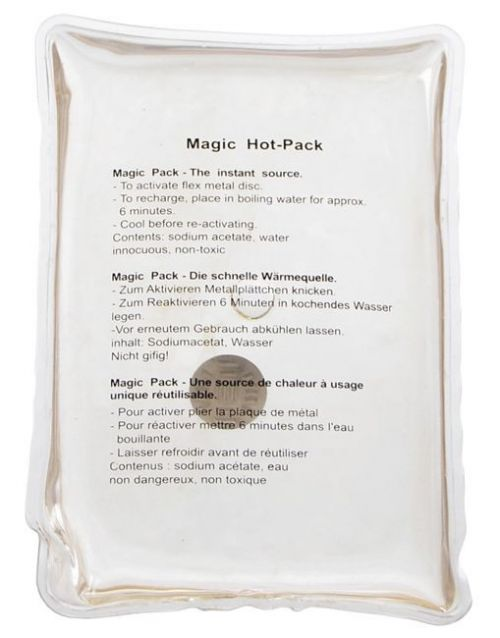 Max Fuchs Hot Pack Reactivable