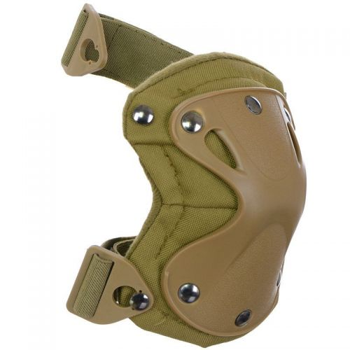 Max Fuchs Knee Pad Defence Coyote