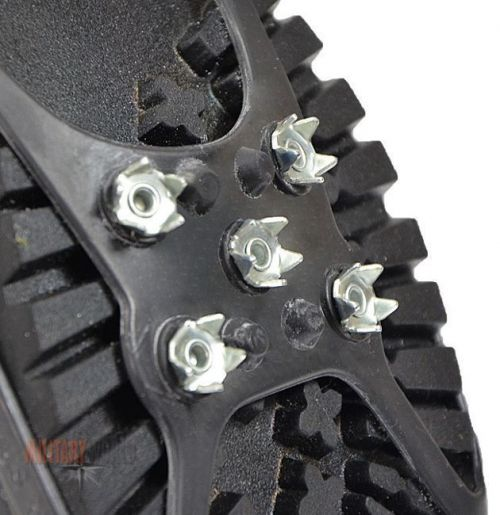 Max Fuchs Spikes Snow Chain for Shoes with 5 knobs