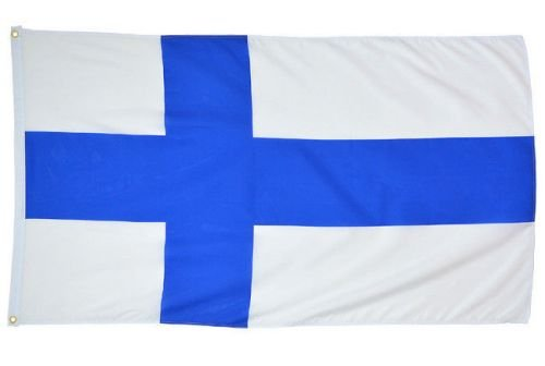 Mil-Tec Flag of Finland 90x150cm (5ft x 3ft)