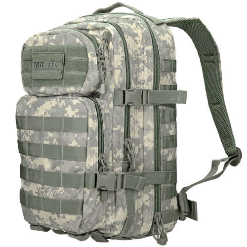 Mil-Tec MOLLE Tactical Backpack US Assault Small UCP (At-Digital)