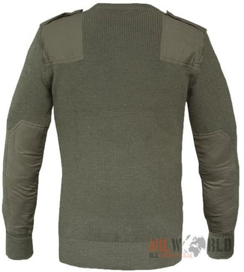 Mil-Tec Military Sweater Bundeswehr (BW) Olive