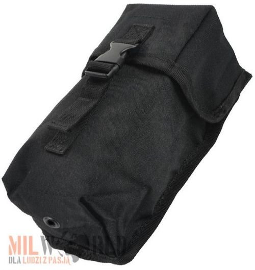 Mil-Tec Multi-purpose Pouch Small MOLLE Black