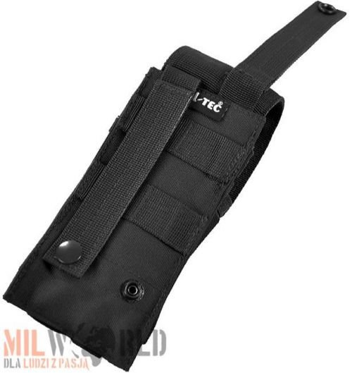 Mil-Tec Single M4/M16 Magazine Pouch MOLLE Black
