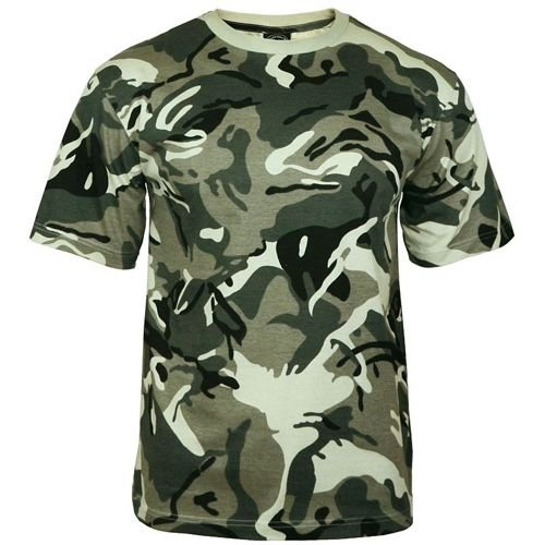 Mil-Tec T-shirt Air Force Camo