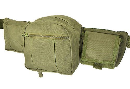 Mil-Tec Tactical Bag Fanny Pack Olive
