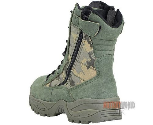 Mil-Tec Tactical Boots Two Zippers UCP (At-Digital)