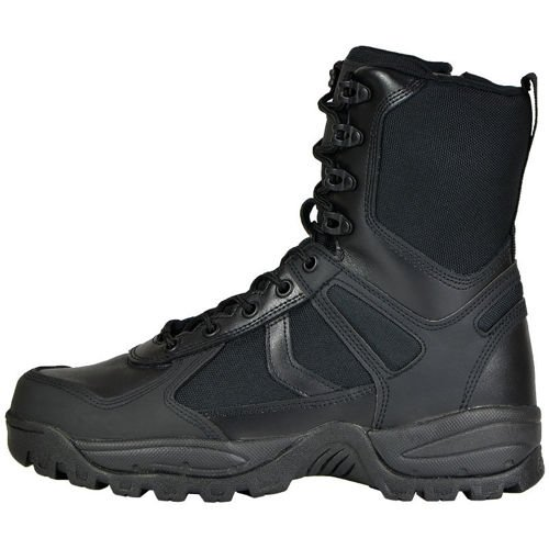 Mil-Tec Tactical Patrol Boots Black