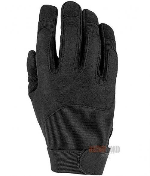 Mil-Tec Tactical Reinforced Gloves Black