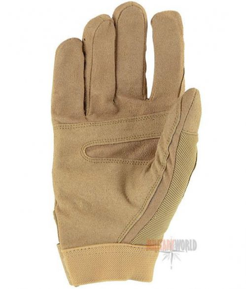 Mil-Tec Tactical Reinforced Gloves Coyote