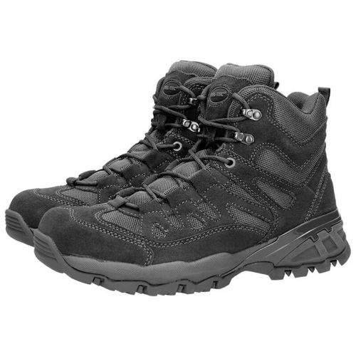 Mil-Tec Trekkingowe High Trooper Boots Black