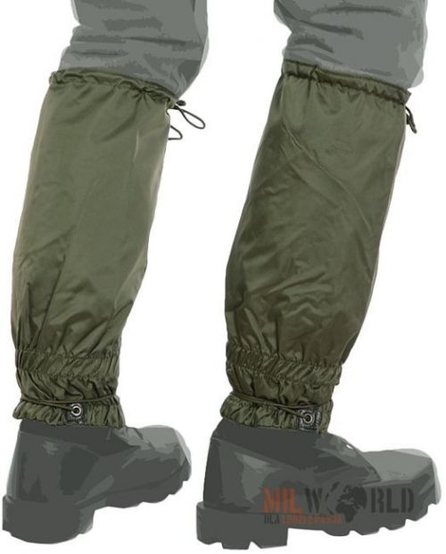 Mil-Tec Wet Weather Gaiters Olive