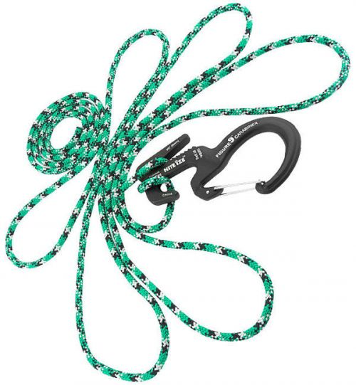 Nite-Ize Carabiner Figure 9 with Cord Big