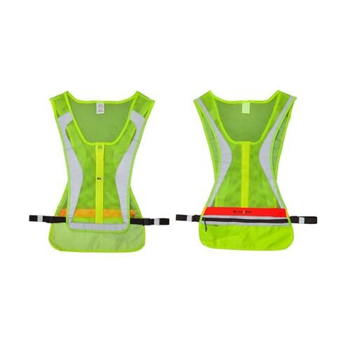 Nite-Ize LED Run Vest Neon Green