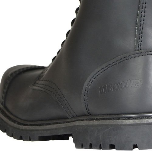 Surplus Boots Undercover 14 lace holes Black