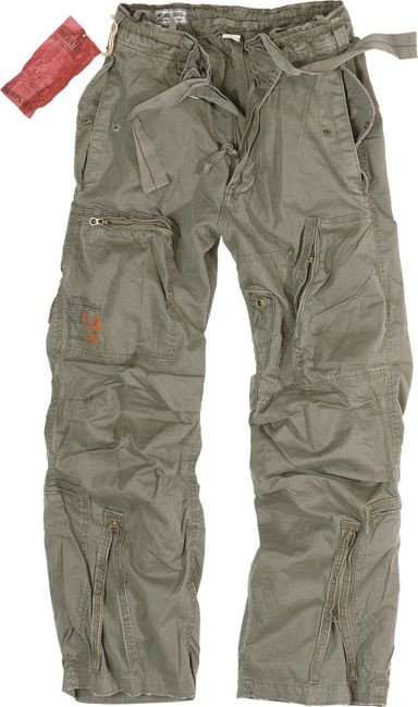 Surplus Pants Infantry Cargo Olive