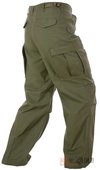 Teesar Trousers M65 NYCO Olive