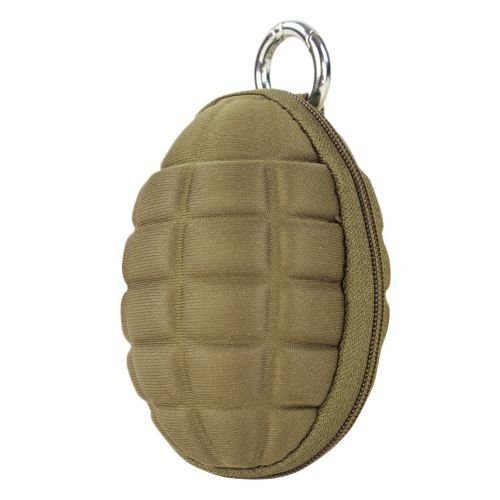Condor Etui na Klucze Grenade Keychain Pouch Coyote