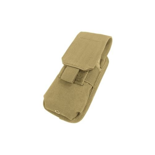 Condor Kabura na Kolbę M4 Buttstock Mag Pouch Coyote