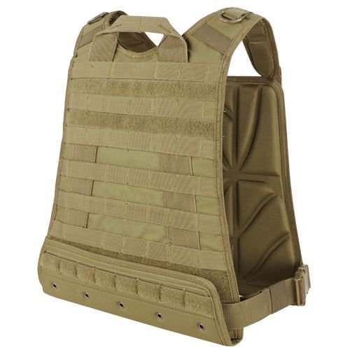 Condor Kamizelka Taktyczna Compact Plate Carrier Coyote
