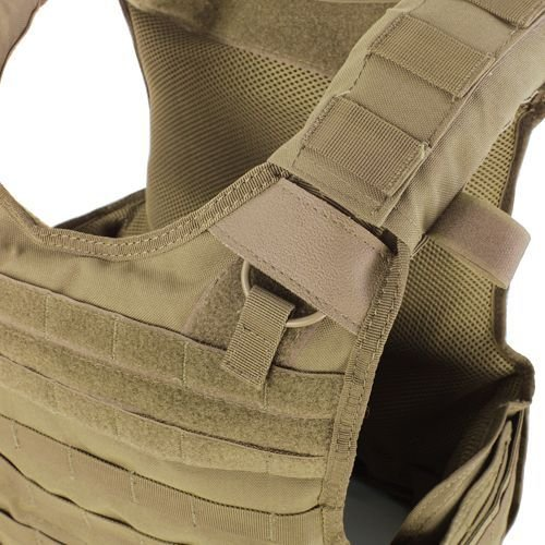 Condor Kamizelka Taktyczna Quick Release Plate Carrier Coyote