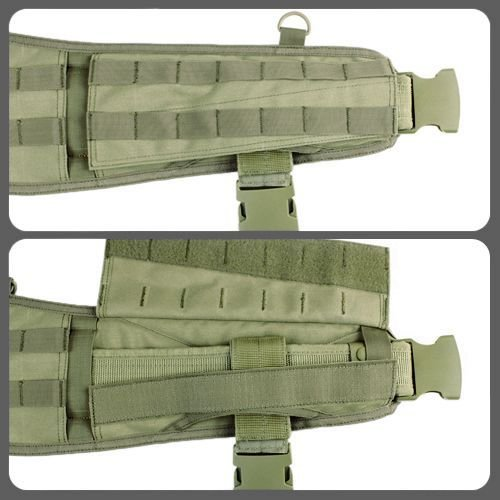 Condor Nakładka na Pas Gen II Battle Belt Oliv