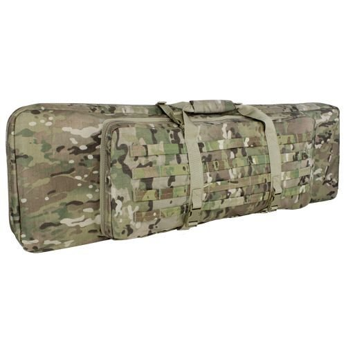 Condor Pokrowiec na Broń Double Rifle Case 36 Multicam