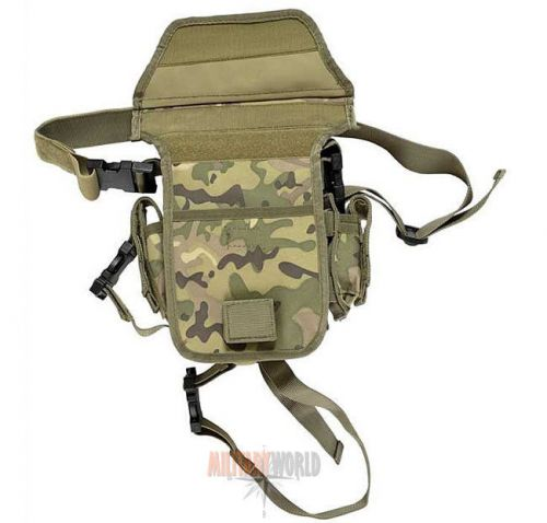 Max Fuchs Torba Udowa Hip Bag Multicam