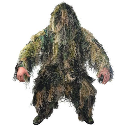Pro-Force Maskowanie Ghillie Suit Adult Woodland