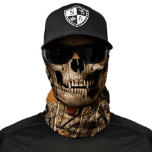 Forest Camo Skull